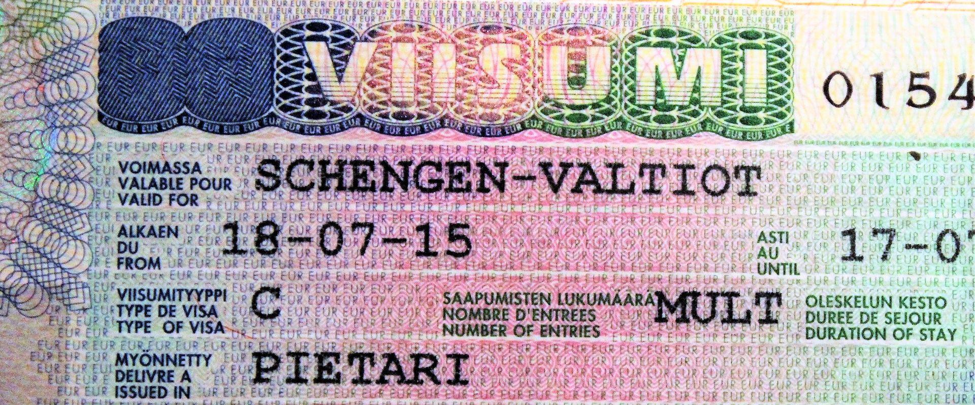 Как получить визу в Финляндию в срочном порядке 11